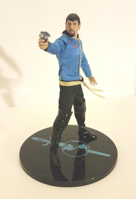 Spock Pose
