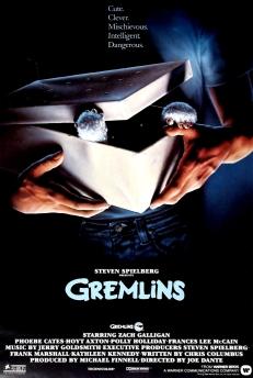 Gremlins 1 poster
