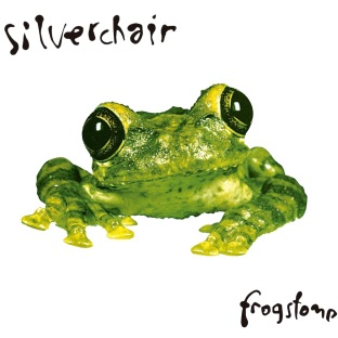 frogstomp album cover
