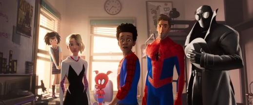 Spiderverse 1