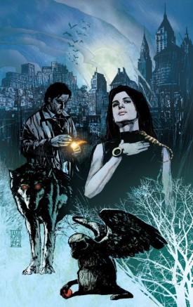 Top comics Fables cover