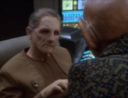 Retro TV Review: Star Trek DS9 SSN One Episode Six: Q-Less