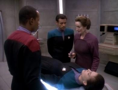 Retro TV Review: Star Trek DS9 SSN Three Episode Four