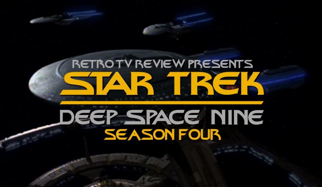 deep space nine season 4 banner